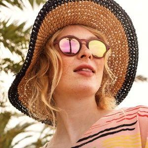 NWT Capri Sunglasses in Fig - Gudrun Sjödén
